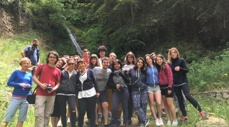 Pārstāvji no Daugavpils novada piedalījās Erasmus + projekta aktivitātēs Itālijā.