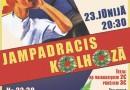 """Daugavpils novads aicina uz jautru Jāņu svinēšanu Višķu brīvdabas estrādē –""""Jampadracis kol(c)hozā"""""""