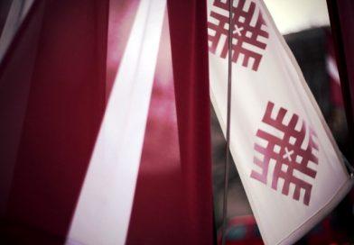 Apsveikums Latvijas Republikas proklamēšanas 98. gadadienā