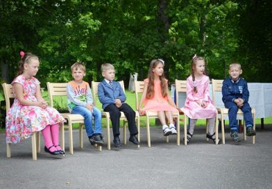 Bērnības svētki nākamajiem pirmklasniekiem Līksnā