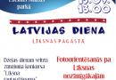 Līksnā tiks atzīmēta Latvijas diena pagastā